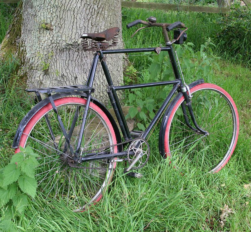 1932 BSA bicycle 88