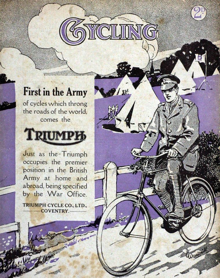 WW1-triumph