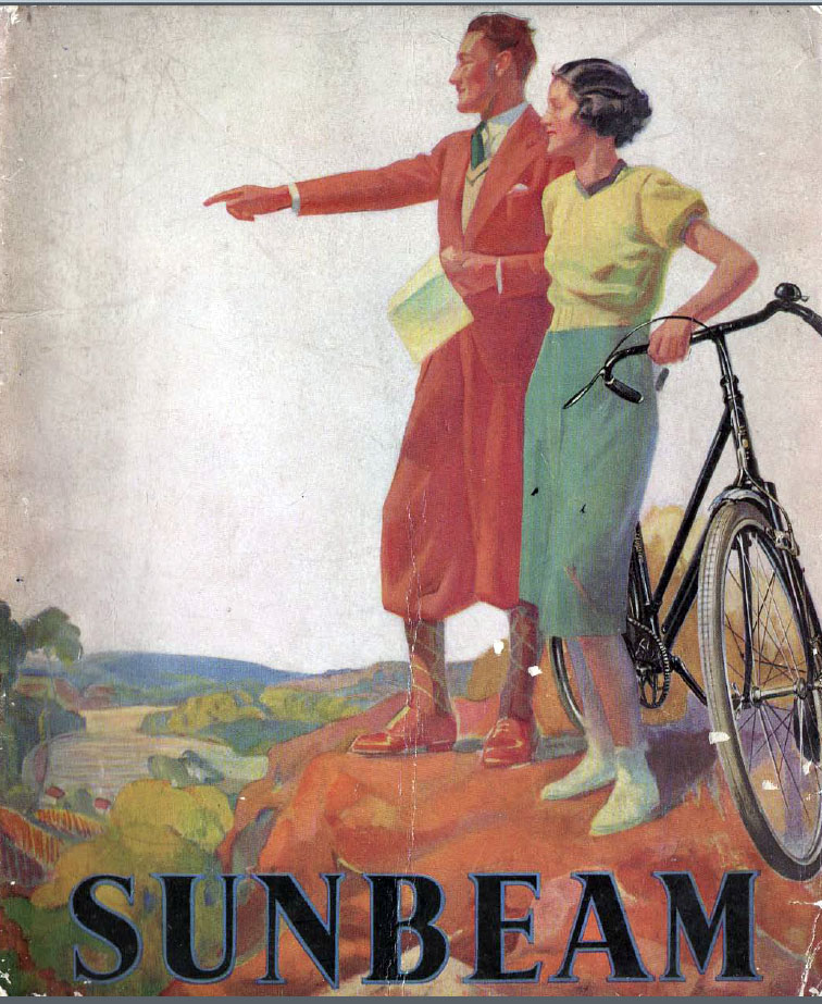 1935 GOLDEN SUNBEAM 01