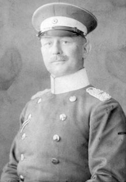 Lt Col Paul Emil von Lettow-Vorbeck