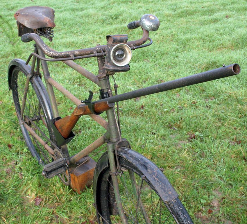 1915 WW1 Bicycle 08