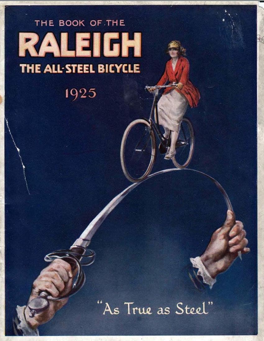 1923 Raleigh 113