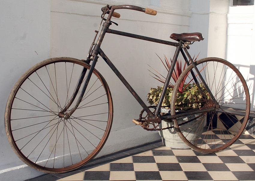 1895 Humber 15