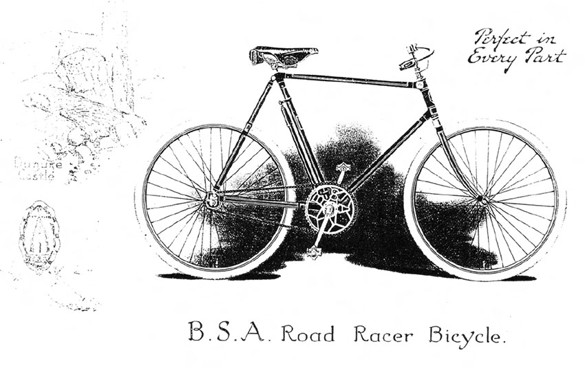 1912 BSA Road Racer 14