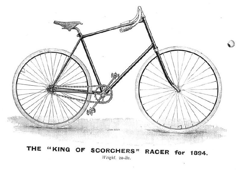 1894 Centaur King of Scorchers