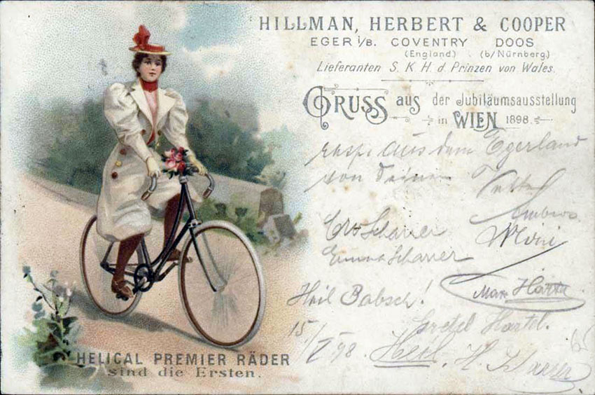 1898 austria helical premier
