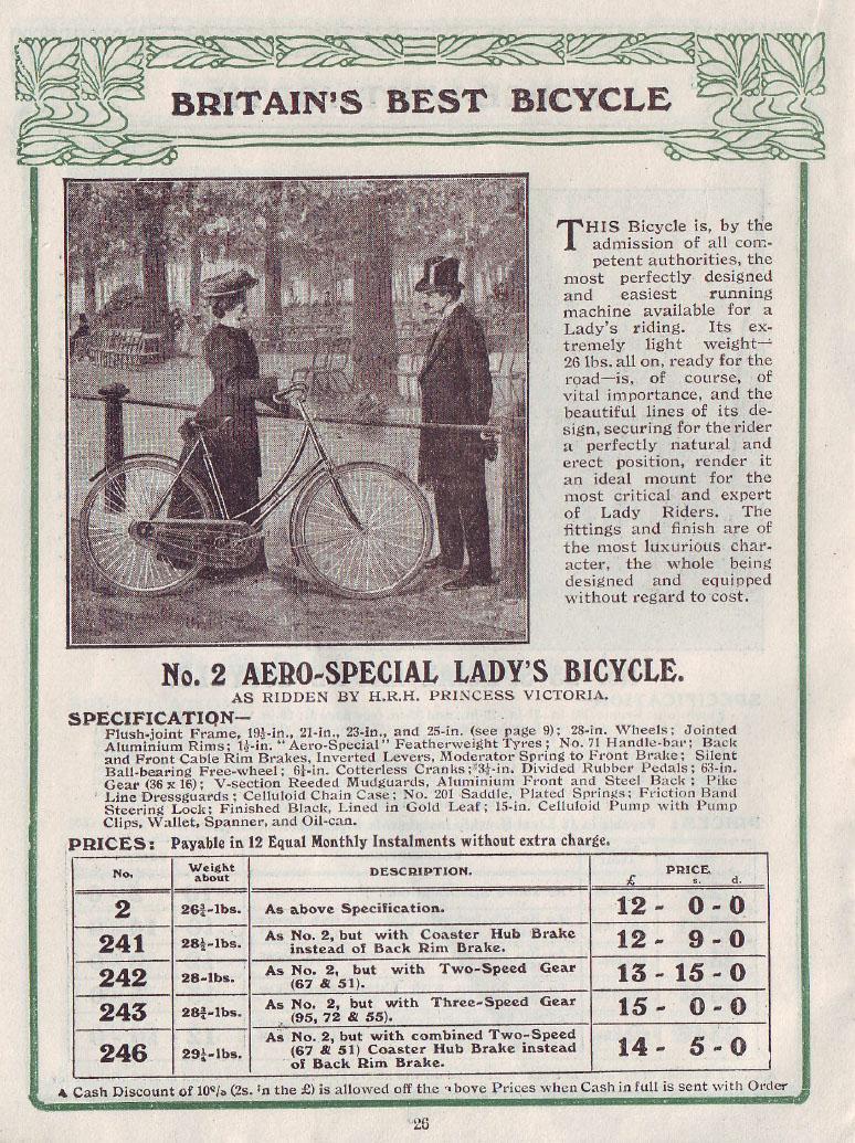 1906 Rudge Aero 1