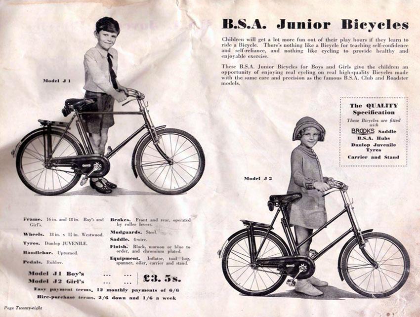 1937_BSA_Junior_J1 16inch frame 2