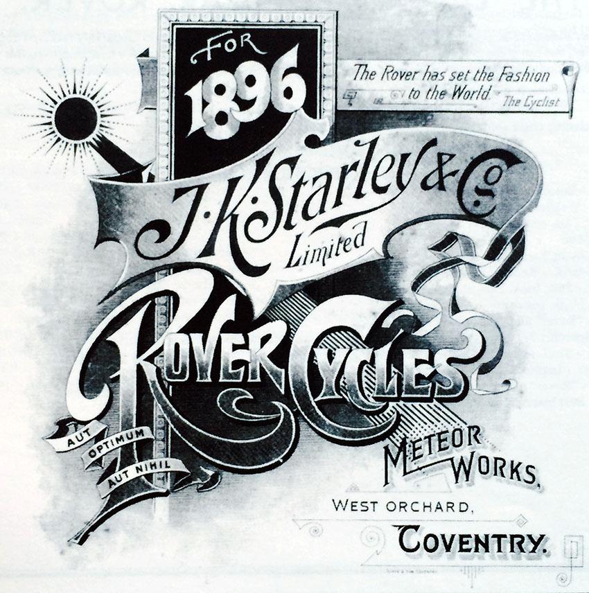 1895 Ladies Popular Rover 5