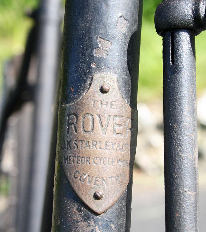 1895 ROVER JK Starley 08