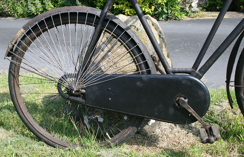 1895 ROVER JK Starley 51