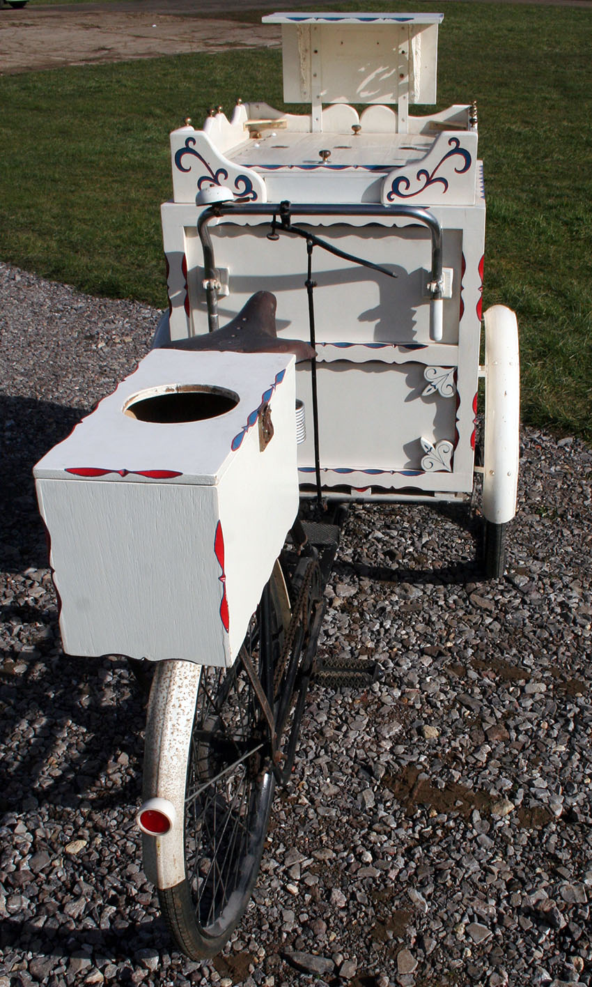 1920s Alldays Ice Cream Tricycle 88