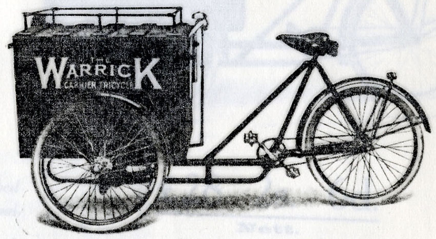 john warrick tricycle 3