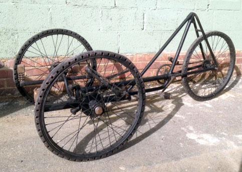 john warrick tricycle 6