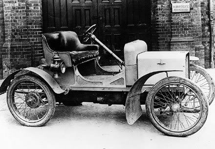1904 rover eight hp