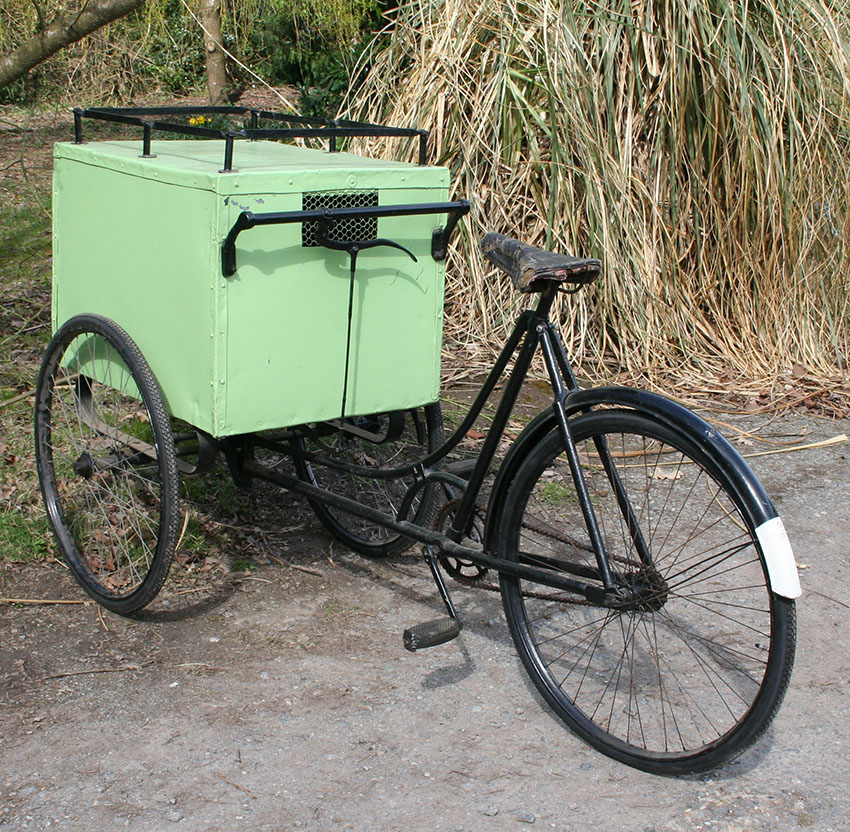 1919 Brown Bros Carrier Tricycle 88