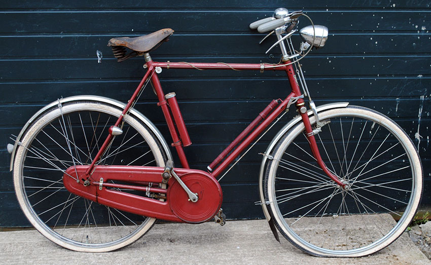 1960s red rudge