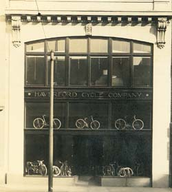 Haverford Cycle Co. Building