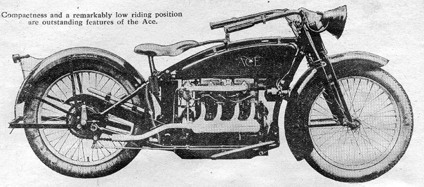 indian ace motorcycle