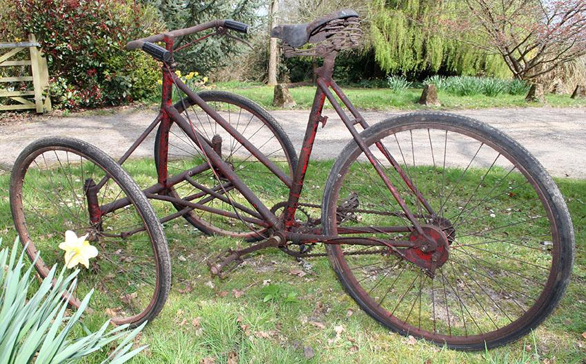 1920s Rochet TWS Trike 99