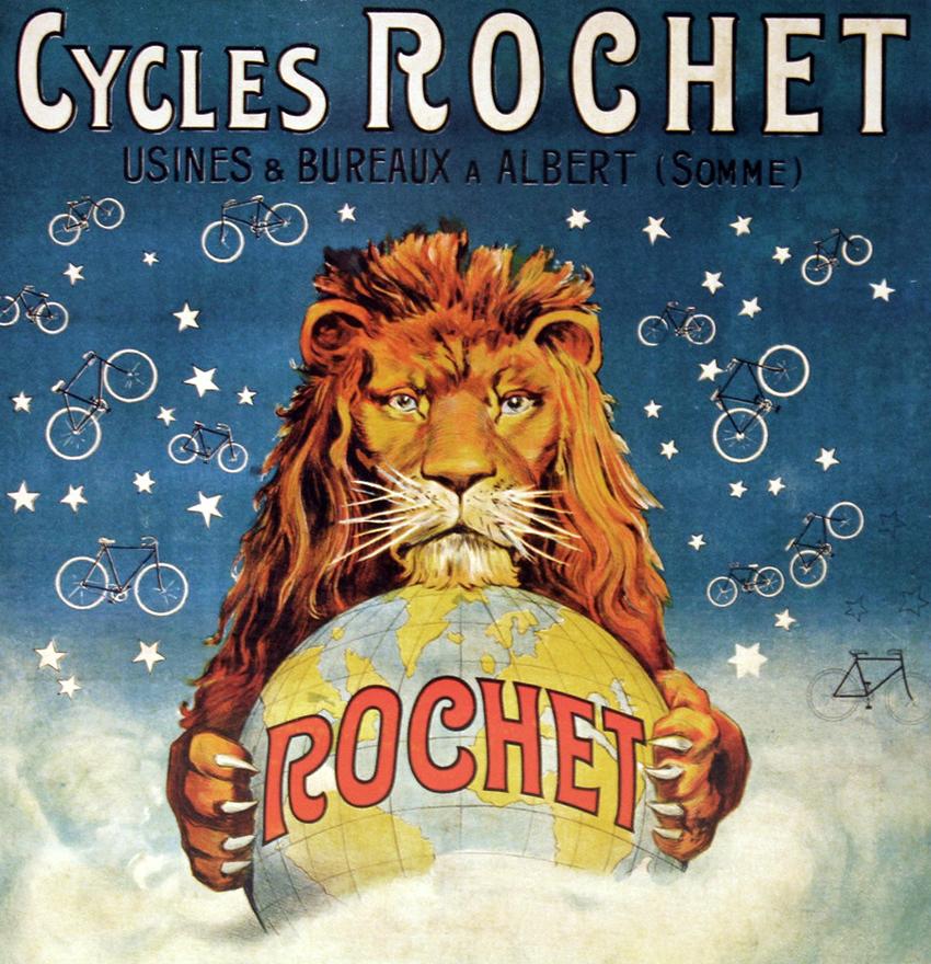 1920s rochet trike