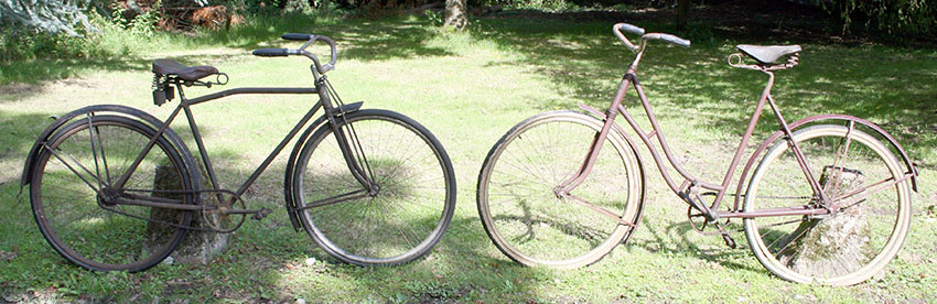 1924 & 1918 INDIAN