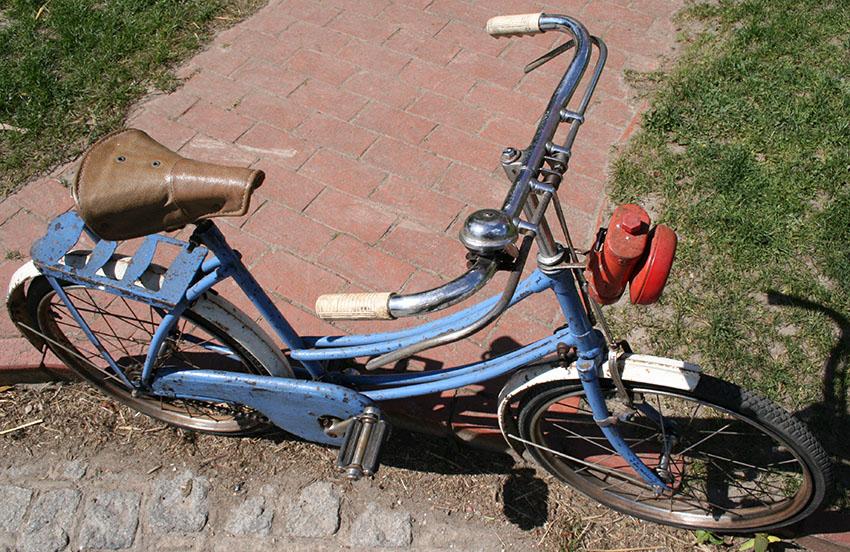 1950 Junior Parabike 08
