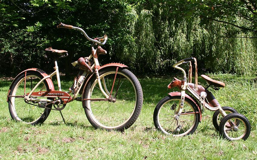 1951 Gene Autry Bicycle 11