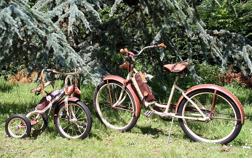 1951 Gene Autry Bicycle 12