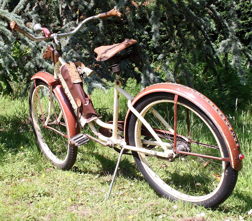 1951 Gene Autry Bicycle 8