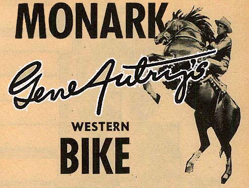 1951 Monark Gene Autry 11