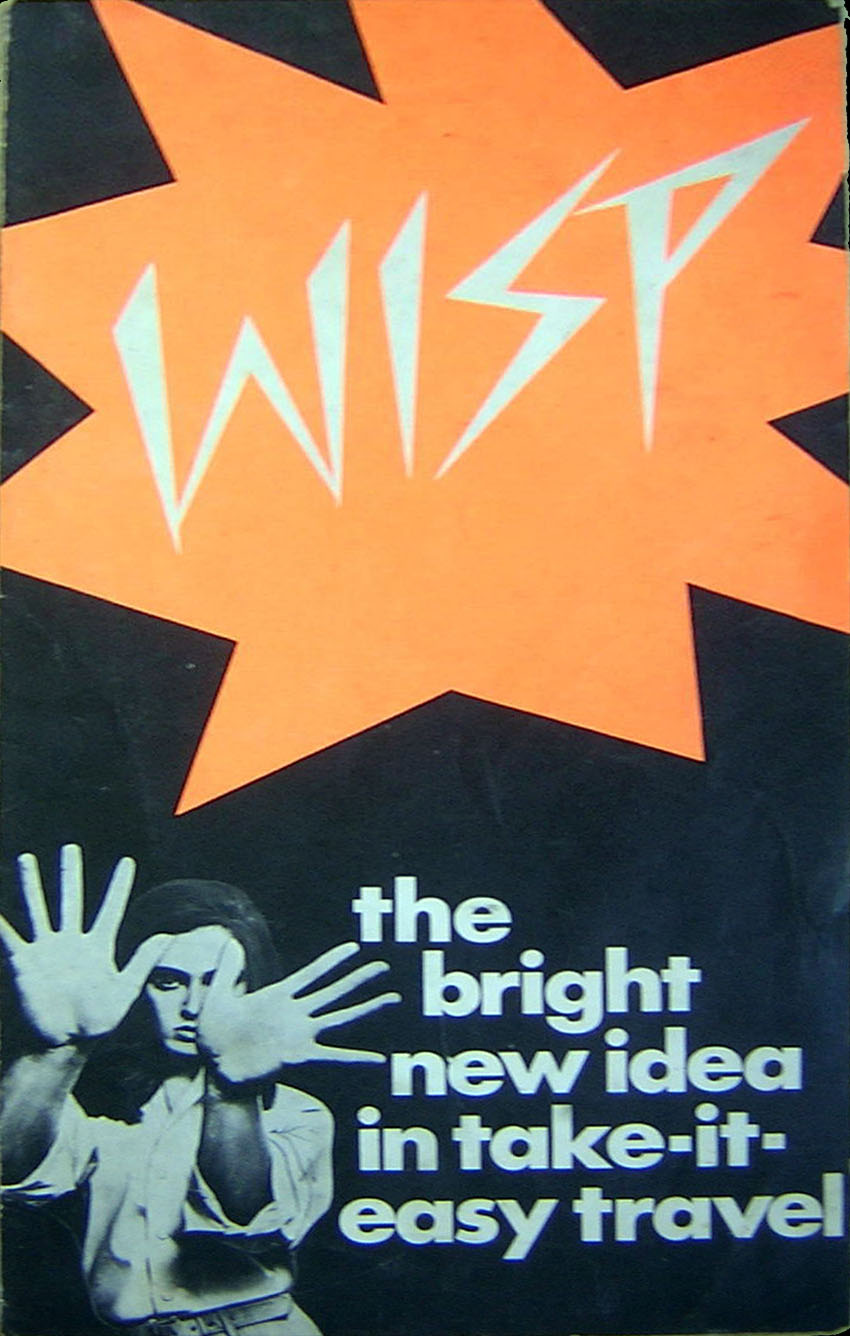 1967 Raleigh Wisp Brochure 1
