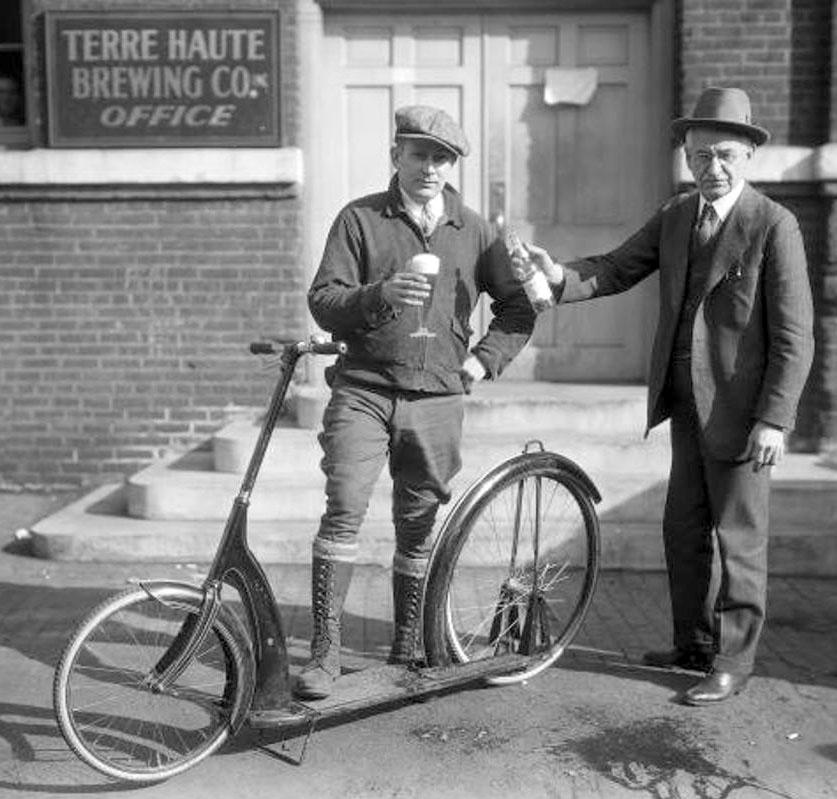 ingo bike 1930s
