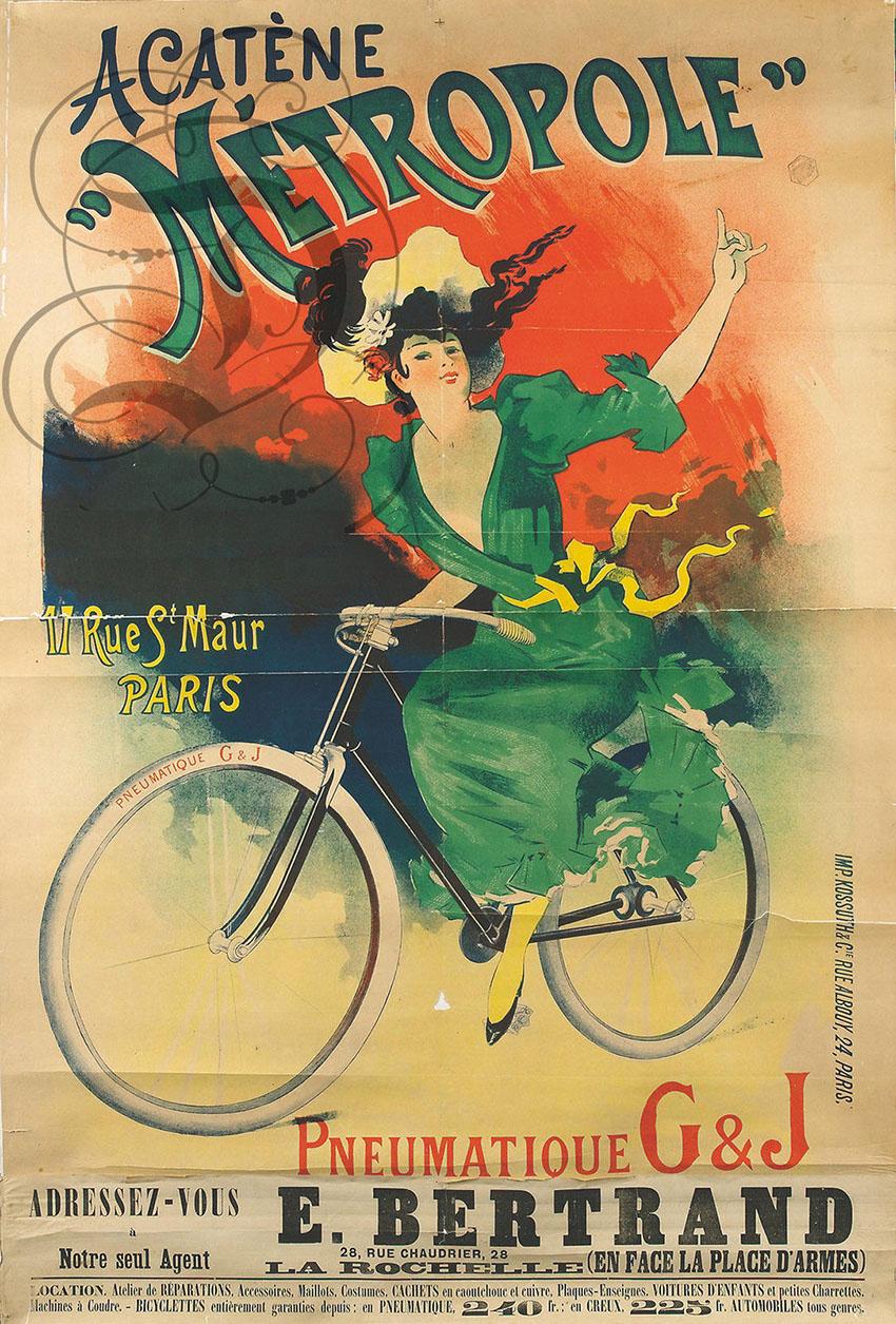 metropole ladies poster