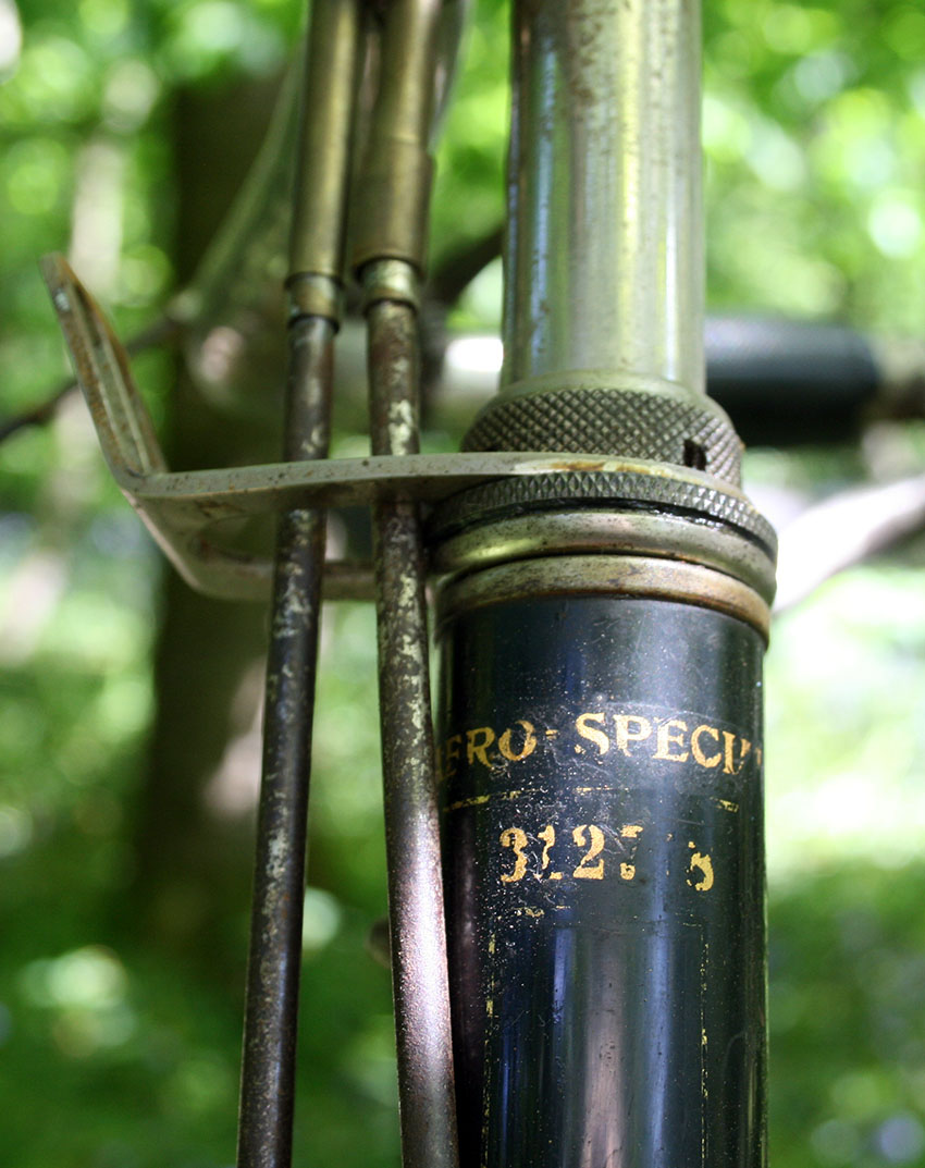 1905 Aero-Special Rudge Whitworth 99