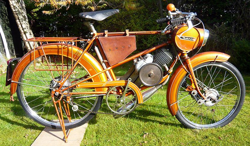 1956 Cyclomoteur Derny 40 copy