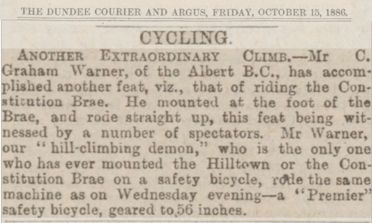 1886 premier safety hillclimb