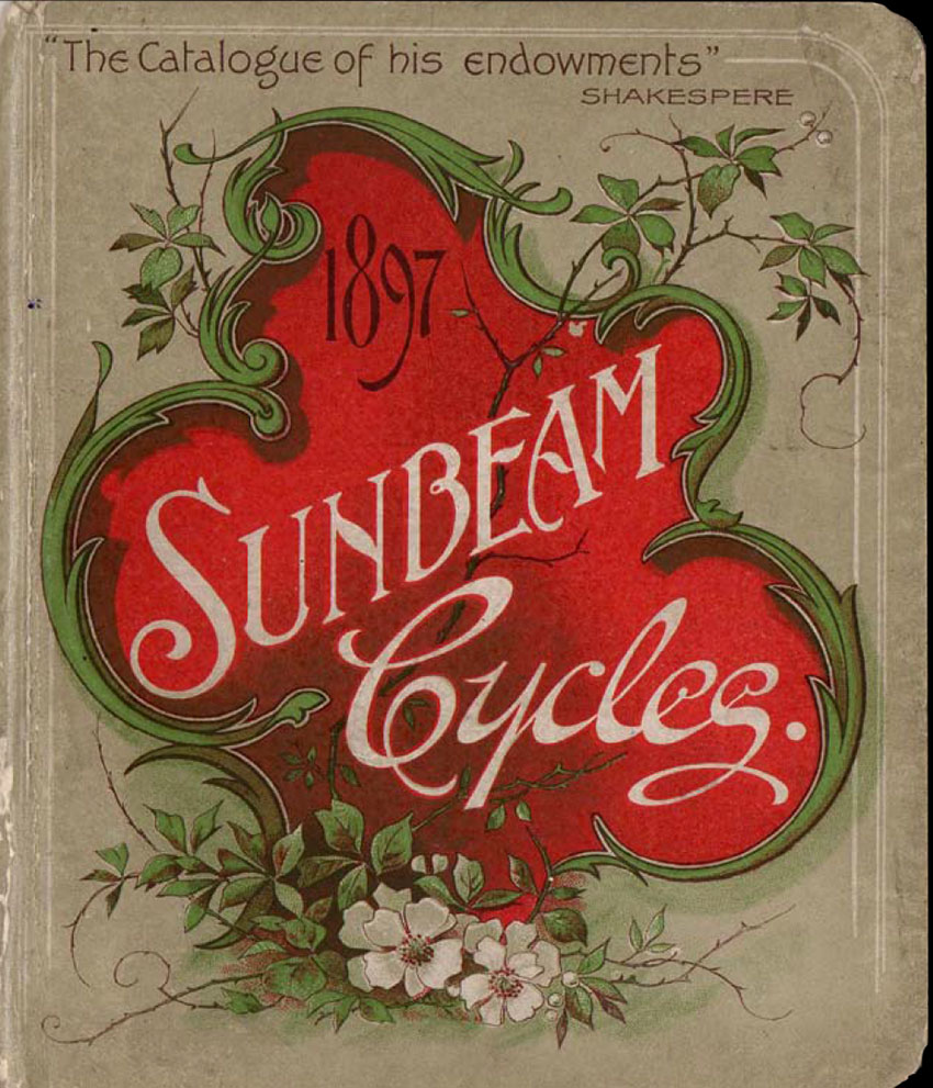 1897 THE SUNBEAM 1