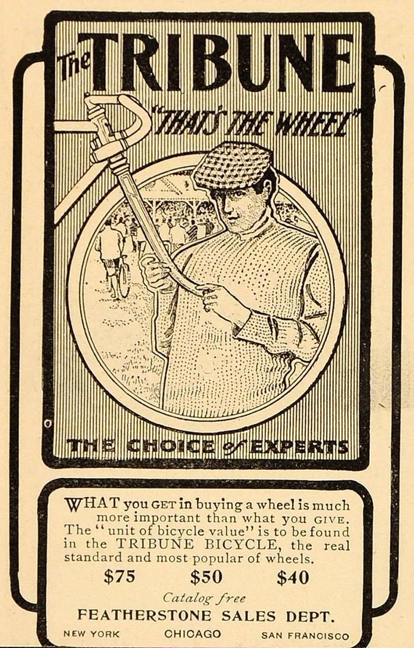 1901 tribune ad 3