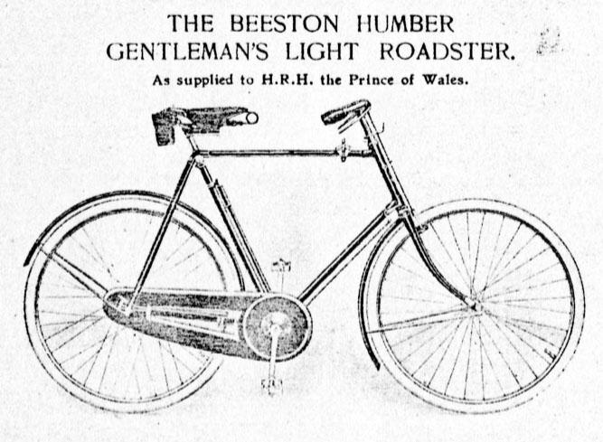 1909 beeston humber