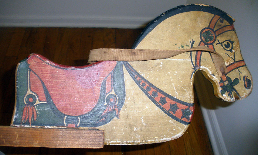 1920s rolling hobby horse 08