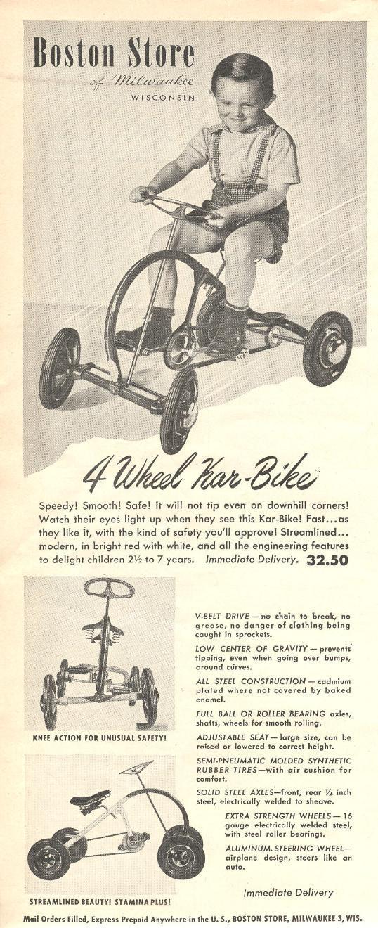 1948 Kar-Bike 20
