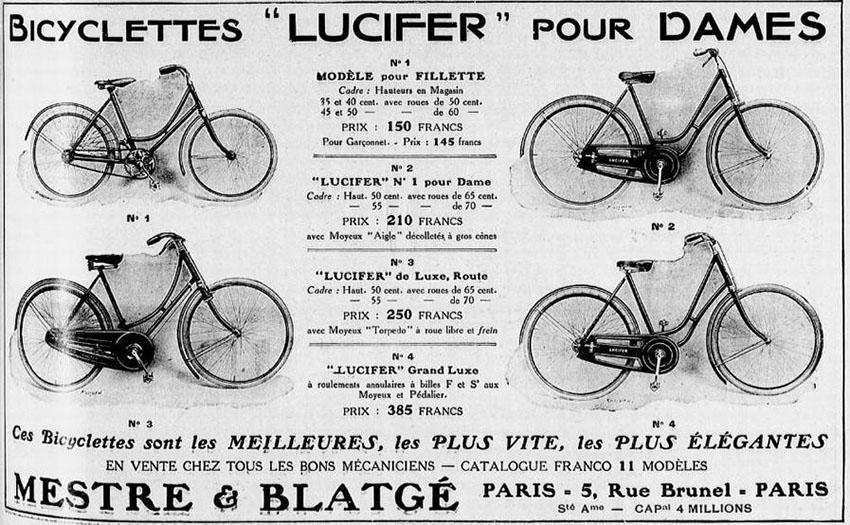 1912 Mestre & Blatge