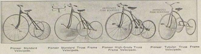 1914 Gendron Pioneer Standard Truss Frame 01
