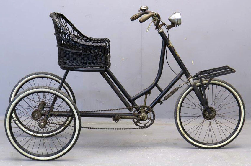 1924 Monet Goyon Tricycle 05