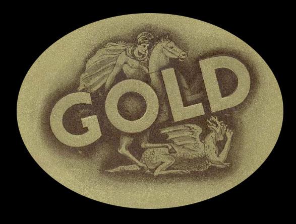 GOLD BSA
