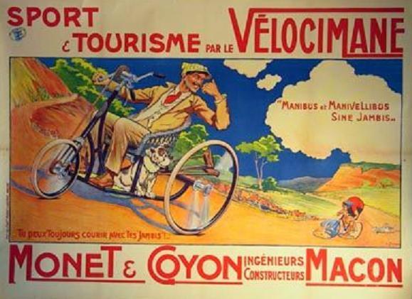 Monet Goyon Velocimane