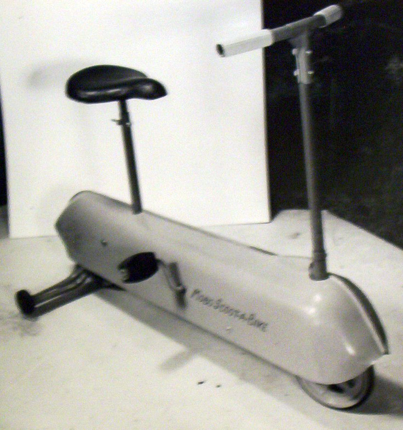 mobo scootabike prototype