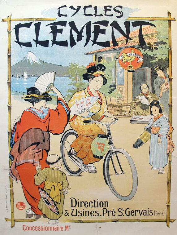 1899 clement