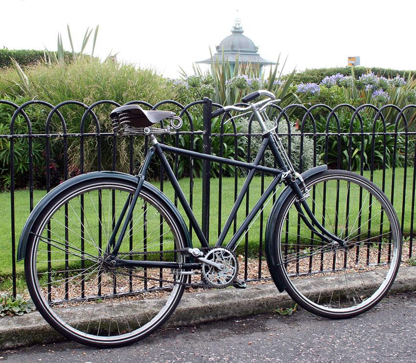 1930 Raleigh X Frame 68